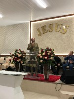 Culto militar do GRUMECAM