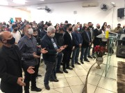 Maravilhoso culto em adoração a Deus