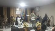 Culto militar em Criciúma