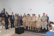 Culto militar Sombrio - SC