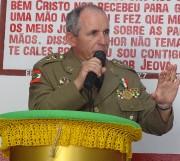 Culto no Comando do CBMMA - Maranhão