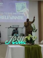 Culto abençoado por Cristo