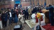 Maravilhoso culto em Gravatal