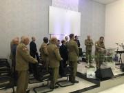 Culto de militares na região do GRUMEVILLE