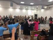 XIII Culto regional em Laguna